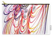 Modern Drawing Sixty-three Carry-all Pouch