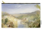 Modern Italy - The Pifferari, 1838 Carry-all Pouch