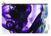 Modern Purple  Carry-all Pouch