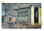 Modern Restrooms Carry-all Pouch