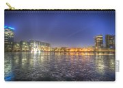 Modern Skyline  Carry-all Pouch by Nathan Wright