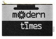 Modern Times Carry-all Pouch