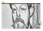 Modigliani - Paul Alexander Carry-all Pouch