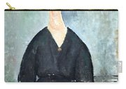 Modigliani's Cafe Singer Carry-all Pouch