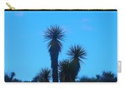 Mohave Blue Carry-all Pouch