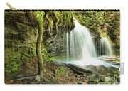 Mohawk Falls At Ricketts Glen Carry-all Pouch