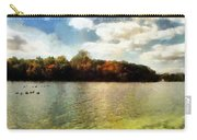 Mohegan Lake 3 Carry-all Pouch