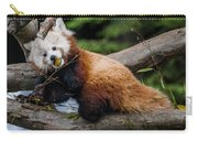Mohu Eats Bamboo Carry-all Pouch