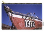 Moises The Fishing Boat Carry-all Pouch