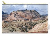 Mojave Desert View - Valley Of Fire Carry-all Pouch