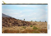 Mojave Desert Landscape Carry-all Pouch