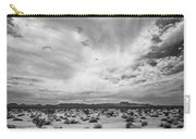 Mojave National Preserve Carry-all Pouch