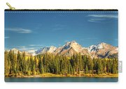 Molas Lake And The Needle Range Pan 2 Carry-all Pouch