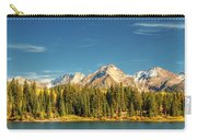 Molas Lake And The Needles Pan 1 Carry-all Pouch