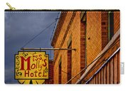 Miss Molly's Hotel Carry-all Pouch