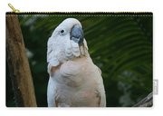 Moluccan Cockatoo Carry-all Pouch