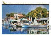 Molyvos Port Carry-all Pouch
