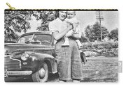 Mom Child And Car Carry-all Pouch