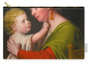 Mom I Love You   Carry-all Pouch