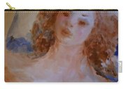 Mom Near Jupiter Carry-all Pouch by Laurie Lundquist