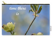 Moment In Time Carry-all Pouch