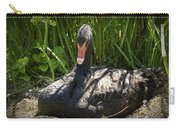 Momma Swan Carry-all Pouch