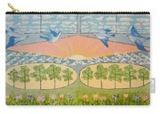 Do You See Love? By Marian Krause Carry-all Pouch