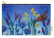 Mom's Flowers Carry-all Pouch