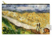 Momzie's Nature -t02-2v03f Carry-all Pouch