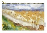 Momzie's Nature -t0202f Carry-all Pouch