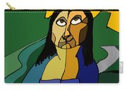 Mona Lisa Updated Carry-all Pouch