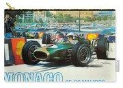 Monaco F1 Grand Prix 1968 Carry-all Pouch