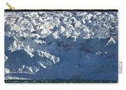 Monaco Glacier Liefdefjorden Norway Carry-all Pouch