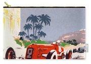 Monaco Grand Prix 1934 Carry-all Pouch