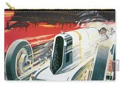 Monaco Grand Prix Vintage Poster Carry-all Pouch
