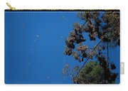 Monarch Butterflies Flying Carry-all Pouch