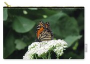 Monarch Butterfly 45 Carry-all Pouch