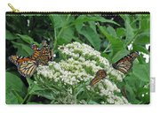 Monarch Butterfly 47 Carry-all Pouch