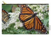 Monarch Butterfly 52 Carry-all Pouch