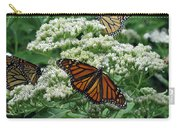 Monarch Butterfly 54 Carry-all Pouch