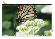 Monarch Butterfly 58 Carry-all Pouch