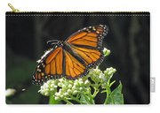 Monarch Butterfly 60 Carry-all Pouch