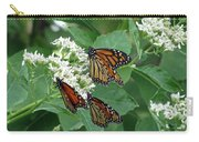 Monarch Butterfly 63 Carry-all Pouch