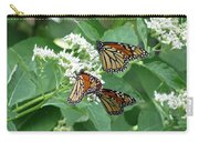 Monarch Butterfly 65 Carry-all Pouch