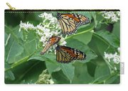 Monarch Butterfly 66 Carry-all Pouch