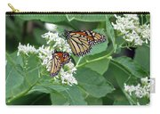 Monarch Butterfly 67 Carry-all Pouch