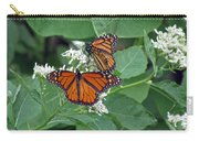 Monarch Butterfly 68 Carry-all Pouch