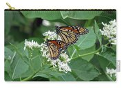 Monarch Butterfly 70 Carry-all Pouch