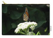Monarch Butterfly 71 Carry-all Pouch