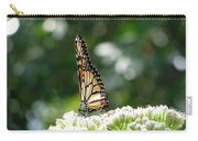 Monarch Butterfly 72 Carry-all Pouch
